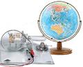 学習教材器具(実験器具、地球儀)
